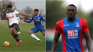 SShayon Harrison (left) and Freddie Ladapo (right) have both joined Southend.
