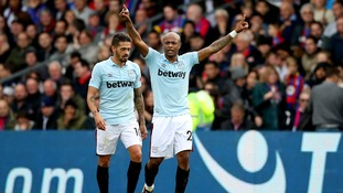 Andre Ayew rejoins Swansea from West Ham less than two years after leaving