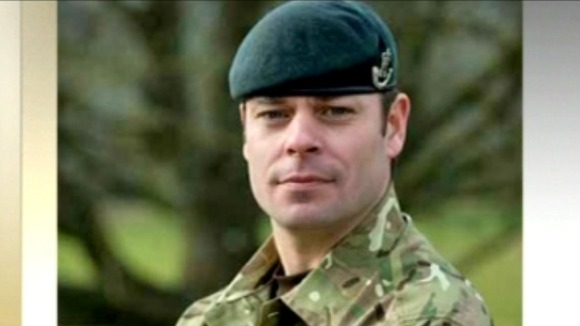 Lance Corporal Jonathan McKinlay died while on patrol in Afghanistan