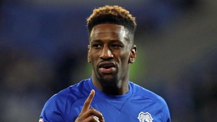 Peterborough United have signed striker Omar Bogle