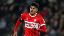 Ashley Fletcher, one of two Sunderland loan signings.