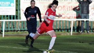 County Durham college student gets England call