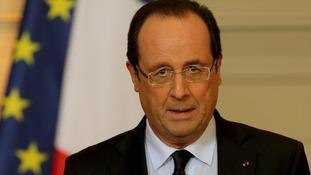 Hollande Mali France