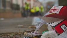Newcastle waste
