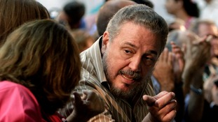 Fidel Castro's eldest son and nuclear physicist Fidel Castro Diaz-Balart kills himself