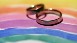Equal marriage laws approved in Jersey