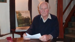 Roy is among 3000 British arctic convoy veterans