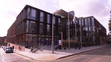 Northamptonshire County Council has banned any new expenditure as it faces investigation into financial problems.