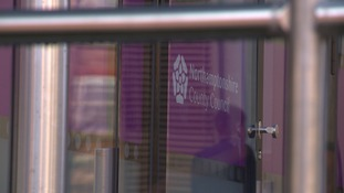 Northamptonshire County Council has been forced to impose emergency spending restrictions