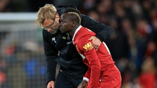Jurgen Klopp has played down suggestions there is growing concerns over Sadio Mane's slump in form