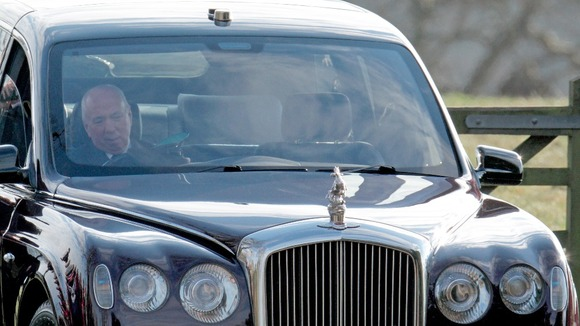 The Queen&#x27;s chauffeur tried repeatedly to get the car to start