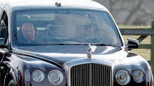 The Queen's chauffeur tried repeatedly to get the car to start