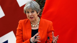Theresa May faces fresh Tory rebellion threats as she prepares for crunch talks