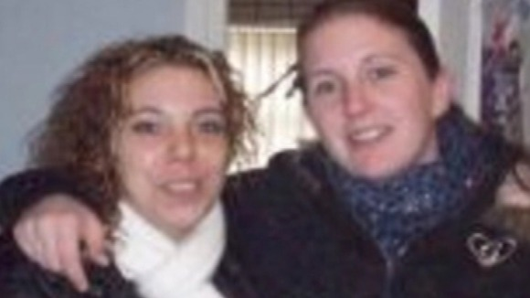 Kelly Barnes and her partner Jodie Barnes have pleaded not guilty.