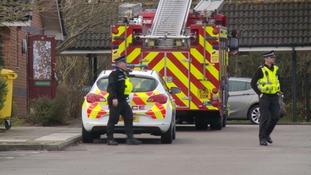 Elderly man dies after oxygen cylinder explodes in care home