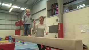 Huntingdon gym club has seen interest rise rapidly since the Olympics
