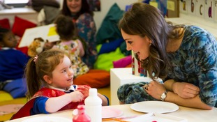 Duchess records personal message in support of mental health week