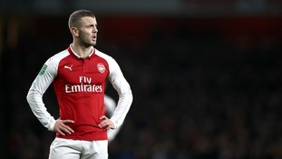 Rumours: Liverpool are keeping an eye on Jack Wilshere's contract negotiations at Arsenal with a view to making a move