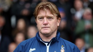 Bradford City sack Stuart McCall after six straight defeats