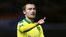 Tom Trybull is staying at Carrow Road.