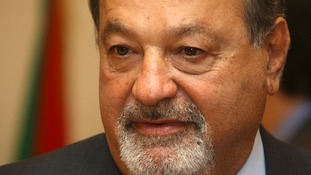 Carlos Slim Helu made his fortune in the telecommunications industry