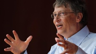 Bill Gates is the co-founder of  Microsoft