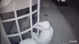 'Mindless' thieves target jewellers in Alresford