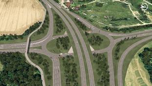 Big plans for the interchange
