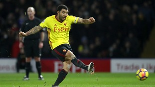 Watford inflict heavy defeat on 10-man Chelsea in a difficult night for Conte and his side