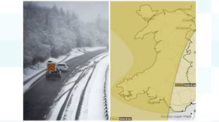 Transport disruption 'possible' says weather warning