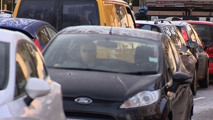 Motorists in Luton spend much of their time in congestion.