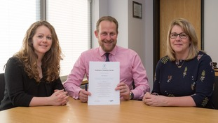 Disability Charter signed by States of Guernsey