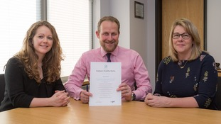 States of Guernsey sign Disability Charter