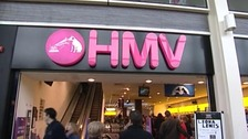 HMV has been trying to turn the business around, in recent weeks. 