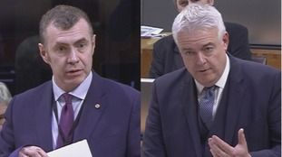 First Minister apologises to Plaid Cymru AM