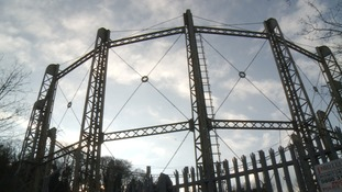 Icon or eyesore? Debate over demolition of Norwich's Victorian gas holder