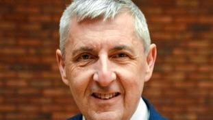 Rev. Charles McMullen