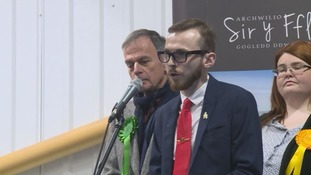 Jack Sargeant wins Alyn & Deeside by-election for Labour