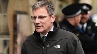 Senior counter-terrorism officer to face disciplinary panel after top secret papers stolen from car