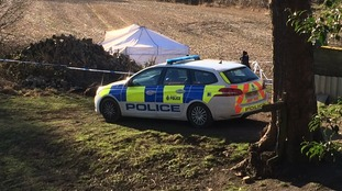 Boys playing football discovered human skull in Barnsley field