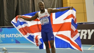 Nigel Levine: Bedford sprinter provisionally suspended after failing drugs test