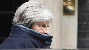 May to convene Brexit war cabinet amid EU punishment threat