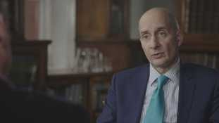 Lord Andrew Adonis speaks to reporter, Jonathan Maitland about the true cost of travel chaos
