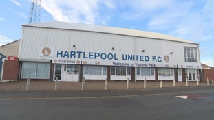 Hartlepool United's grounds.
