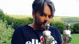 Former S Club 7 star Paul Cattermole 'regrets putting Brit Award up for sale'
