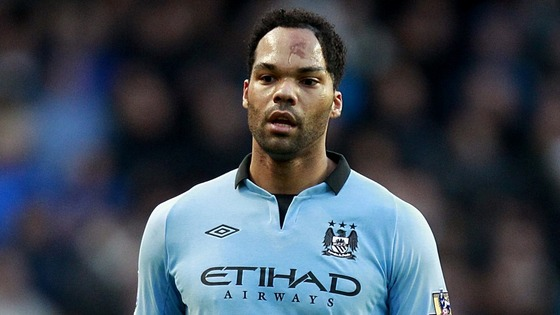 Man City Joleon Lescott