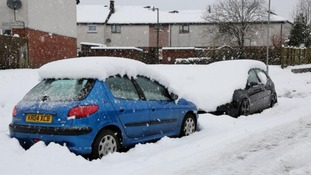 Polar air brings further warnings for snow and ice