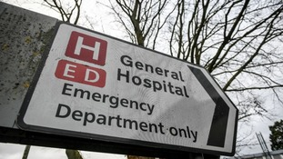A&E waiting time figures for January have been released