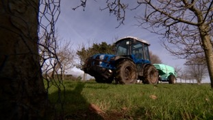 Cider farm is composting for climate change