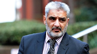 Tariq Jahan at Birmingham Crown Court.